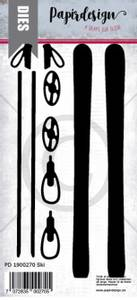 Bilde av Papirdesign -1900270 Ski