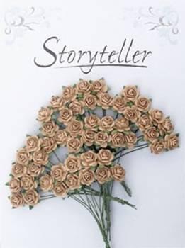 Bilde av Blomster og blader