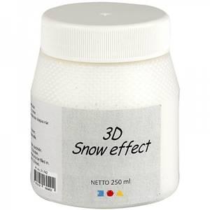 Bilde av 3D Snow effekt, hvit, 250ml